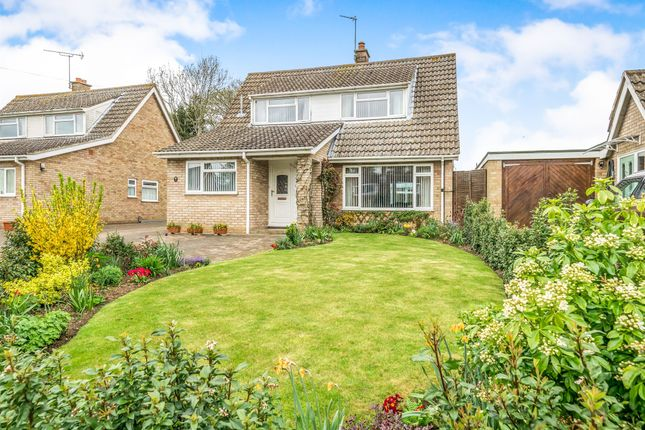 Thumbnail Detached house for sale in Church Close, Buxton, Norwich