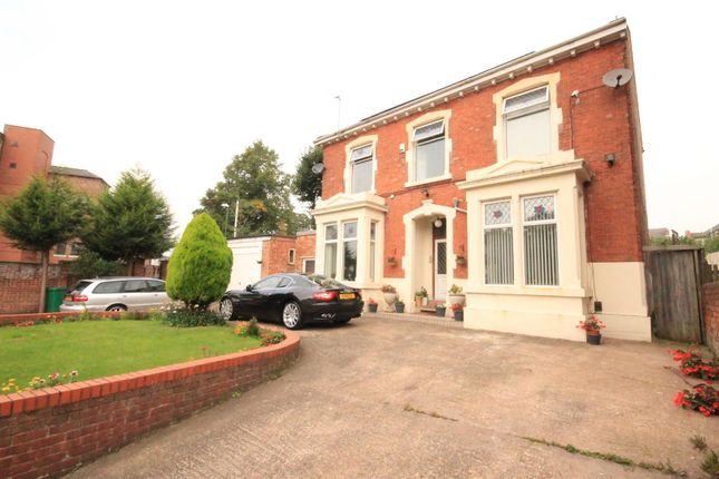 Thumbnail Detached house for sale in Beech Avenue, New Basford, Nottingham