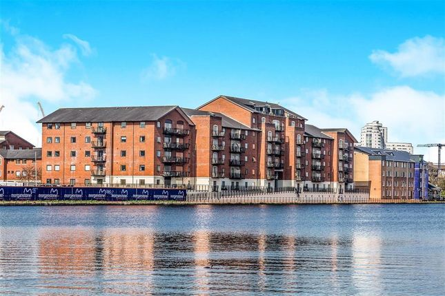 Thumbnail Flat to rent in Henke Court, Cardiff Bay, Cardiff