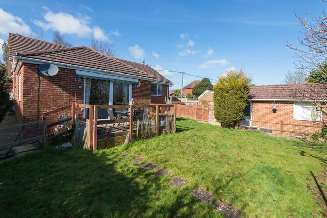Thumbnail Detached bungalow for sale in Lees Road, Brabourne Lees, Ashford