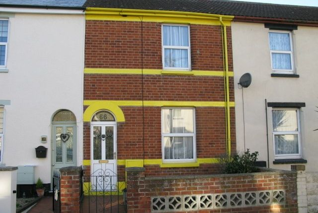Thumbnail Terraced house to rent in Manor Road, Dovercourt, Harwich