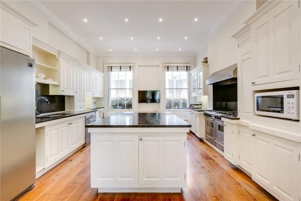 Thumbnail Terraced house to rent in Thurloe Place, South Kensington, London