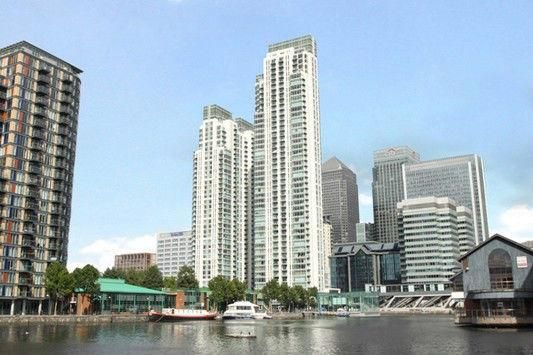 Thumbnail Flat to rent in Pan Peninsula Tower East, South Quays, Canary Wharf, Cross Harbour, London
