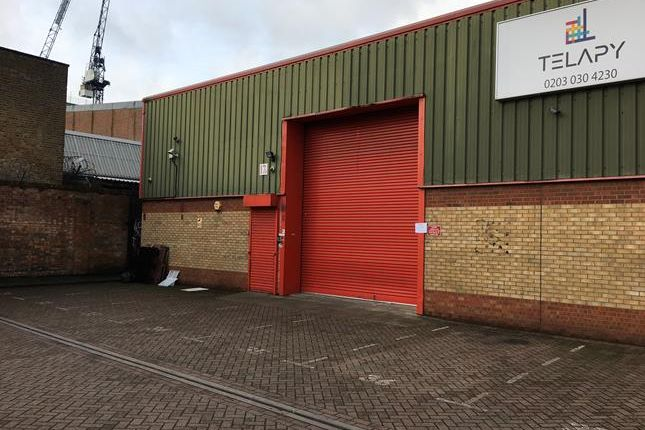 Thumbnail Light industrial to let in Unit 17A Forest Trading Estate, Priestly Way, Walthamstow, London