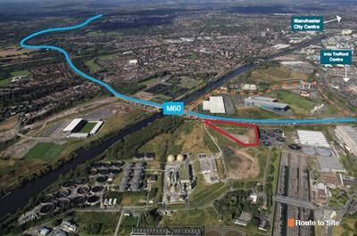 Thumbnail Land to let in Catalyst, Trafford Way, Trafford Park