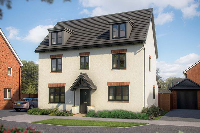 """Thumbnail Detached house for sale in """"The Yew"""" at Shorthorn Drive, Whitehouse, Milton Keynes"""