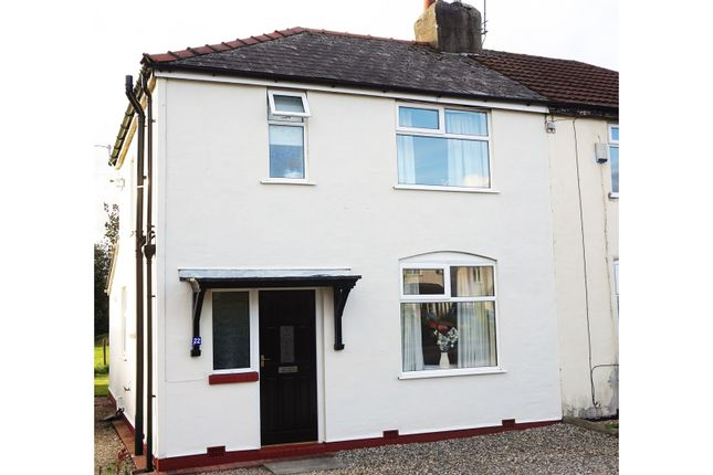 3 bed semi-detached house for sale in Deacons Crescent, Bury