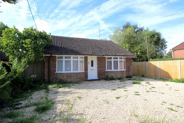 Thumbnail Bungalow for sale in Station Road East, Ash Vale