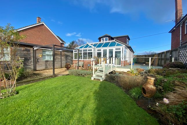 Thumbnail Bungalow for sale in High Street, Chapmanslade, Westbury