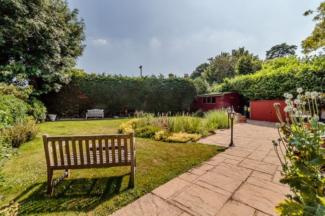 Rear Garden of Cedar Avenue, Cobham KT11
