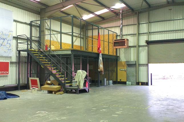 Thumbnail Industrial to let in Priory Tec Park, Priory Tec West, Hessle