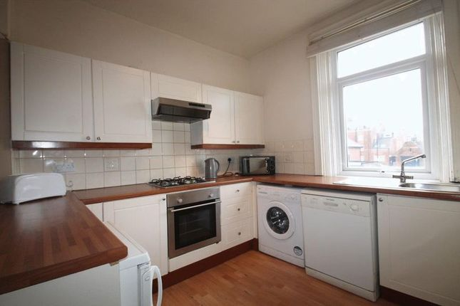 Thumbnail Maisonette to rent in Mistletoe Road, Jesmond, Newcastle Upon Tyne