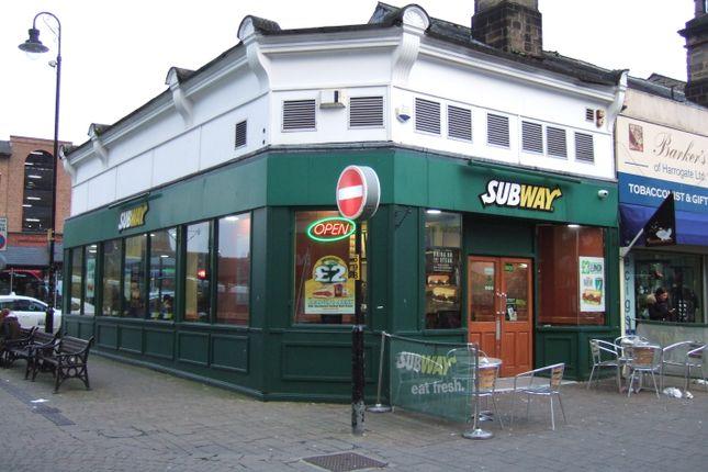 Retail premises to let in 14, Beulah Street, Harrogate