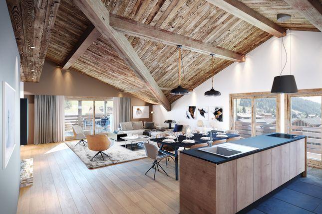 Thumbnail Apartment for sale in Rte Du Benevy, Les Gets, 74260