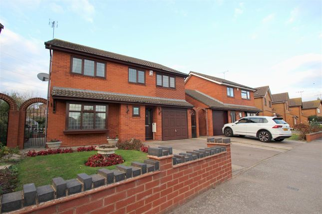 Thumbnail Detached house for sale in Shuna Croft, Walsgrave, Coventry