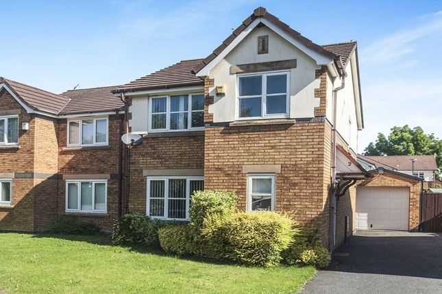 Thumbnail Detached house to rent in Copper Beeches, Penwortham, Preston