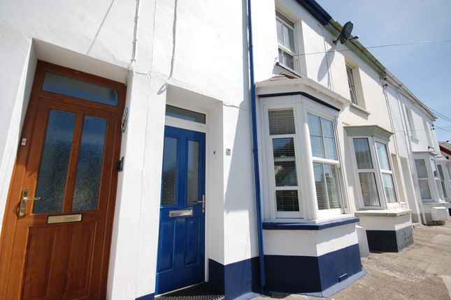 Thumbnail Terraced house to rent in Odun Terrace, Appledore, Bideford