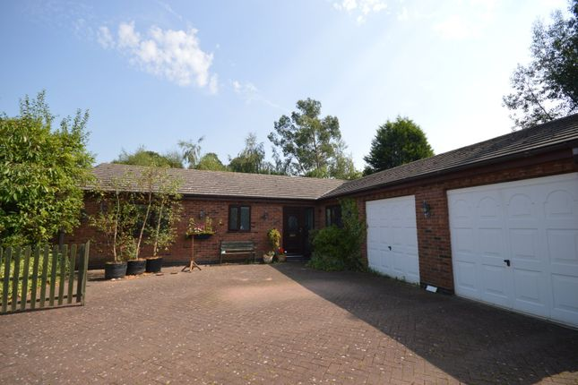 3 bed bungalow for sale in Main Street, Overseal, Swadlincote, Derbyshire DE12