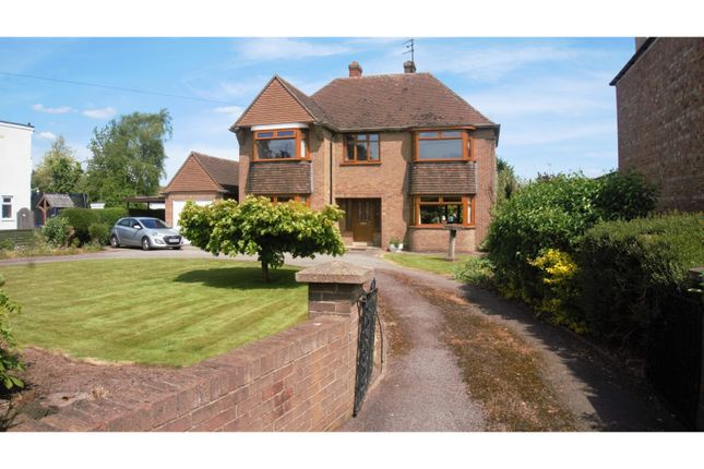 Thumbnail Detached house for sale in Stonegate, Spalding