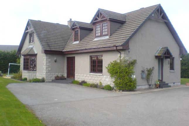 Thumbnail Detached house for sale in Midmill, Inverurie, Aberdeenshire