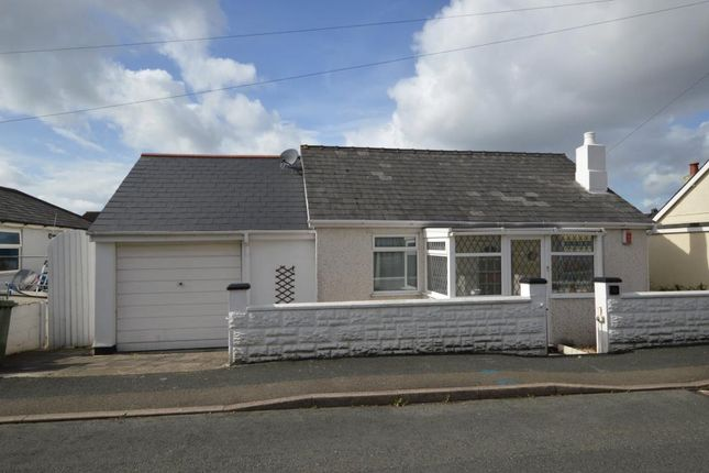 Thumbnail Detached bungalow for sale in The Grove, Plymstock, Plymouth, Devon
