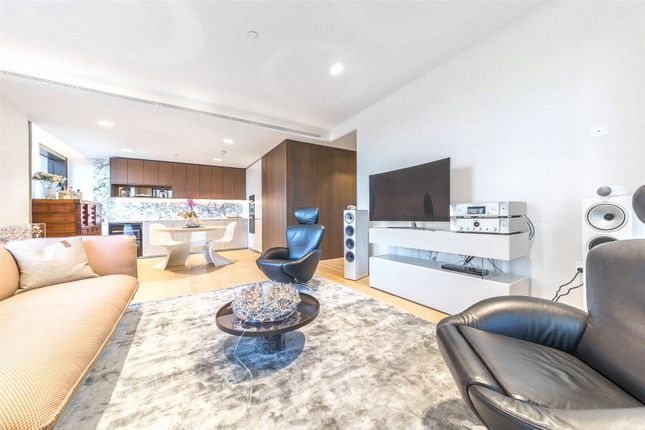 2 bed flat for sale in One Casson Square, Southbank Place, Belvedere Road, London SE1