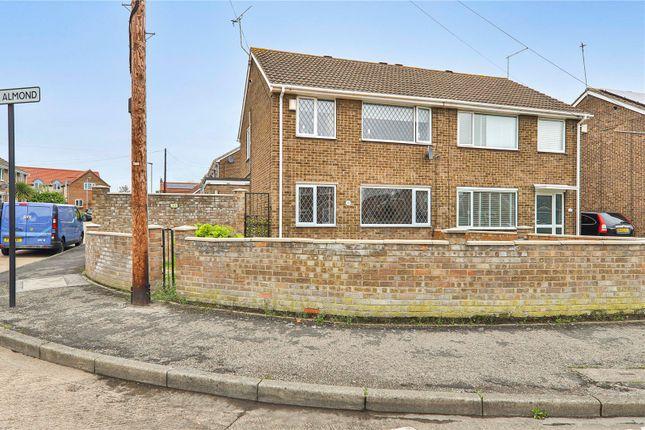 3 bed semi-detached house for sale in Broad Oak, Bilton, Hull HU11