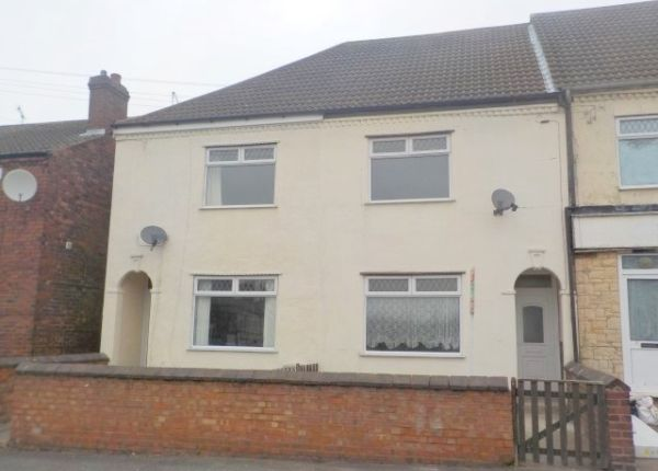 Thumbnail Terraced house to rent in Charlesworth Street, Bolsover