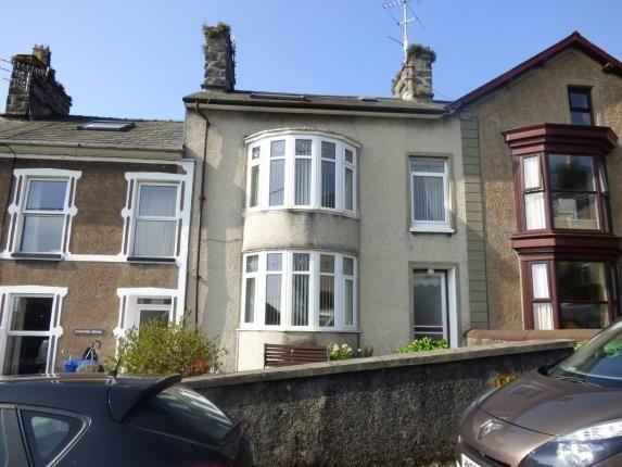 Thumbnail Terraced house for sale in Dora Street, Porthmadog, Gwynedd