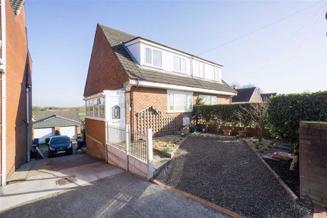 Thumbnail Semi-detached house for sale in Sandy Lane, Hindley, Wigan