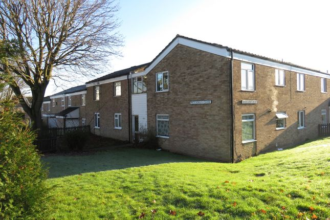 Thumbnail Flat for sale in Piccadilly Close, Chelmsley Wood, Birmingham