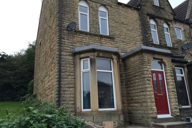 Thumbnail Terraced house to rent in Church Street, Moldgreen, Huddersfield