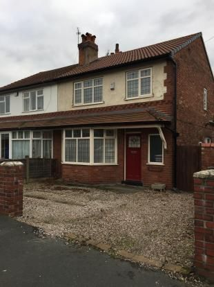 Thumbnail Semi-detached house to rent in Manley Road, Chorlton, Manchester, Greater Manachester