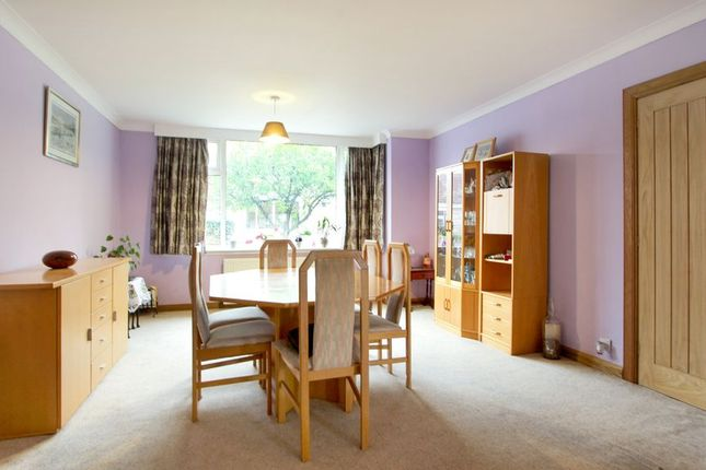 Dining Room of Campsie Place, Aberdeen AB15