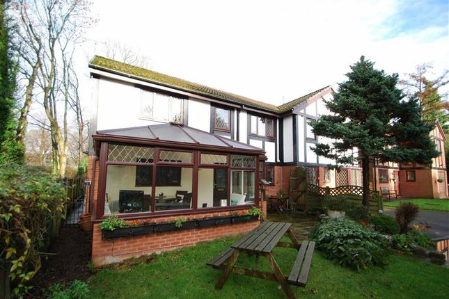 Thumbnail Detached house for sale in Vicarage Close, Bury, Greater Manchester