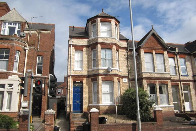 Thumbnail Flat to rent in Pinhoe Road, Mount Pleasant, Exeter