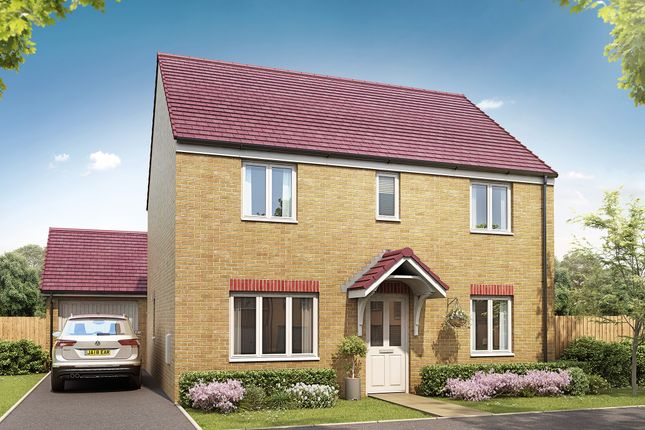 """Thumbnail Detached house for sale in """"The Chedworth Corner"""" at The Wood, Longton, Stoke-On-Trent"""