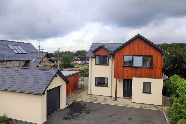 Thumbnail Detached house for sale in Pencaemawr, Penegoes, Machynlleth, Powys