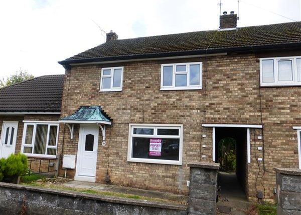Thumbnail Terraced house to rent in Willoughby Road, Scunthorpe