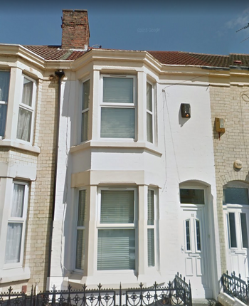 Thumbnail Shared accommodation to rent in Saxony Road, Kensington, Liverpool