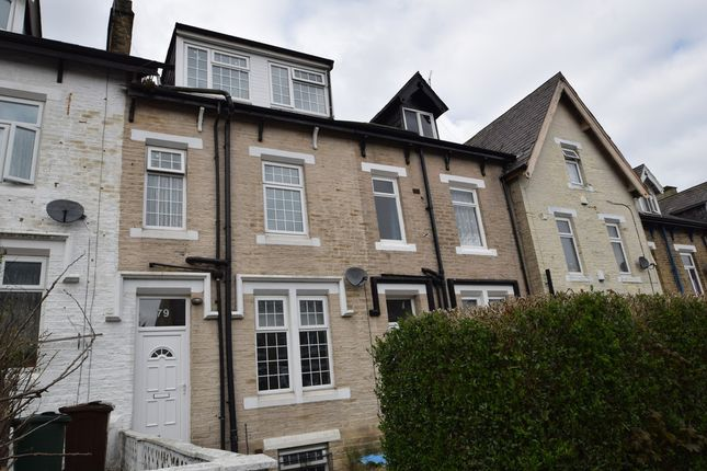 Thumbnail Terraced house to rent in Beamsley Road, Shipley