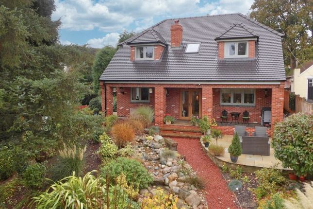 Thumbnail Detached house for sale in Liverpool Road East, Church Lawton, Cheshire