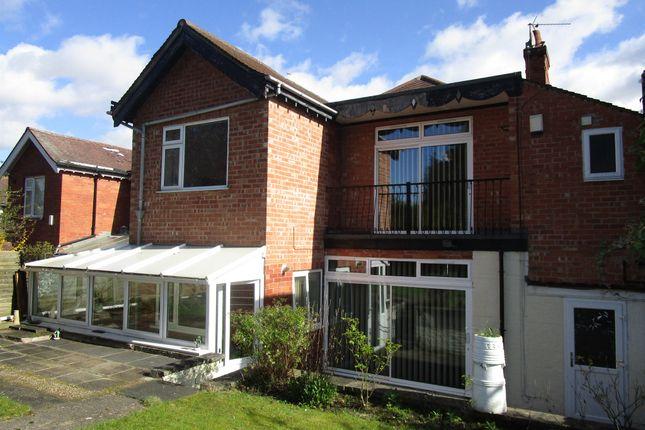 Thumbnail Detached house for sale in Hill Side, Lenton, Nottingham