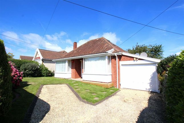 Thumbnail Bungalow for sale in Down Road, Portishead, North Somerset