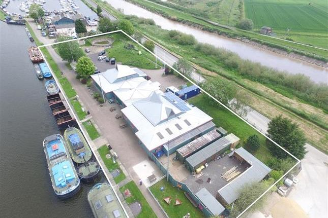 Thumbnail Land for sale in The Dutch Riverside, Goole