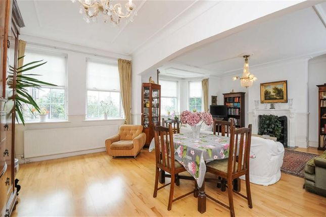 Thumbnail Flat to rent in Sidmouth Road, Brondesbury Park, London