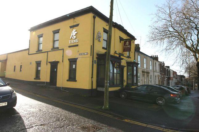 Thumbnail Restaurant/cafe for sale in Fylde Road, Ashton-On-Ribble, Preston PR2, Preston,