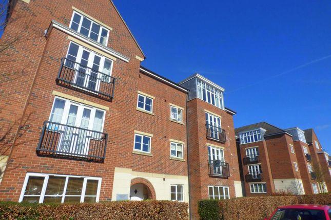 Thumbnail Flat to rent in Edison Way, Arnold, Nottingham