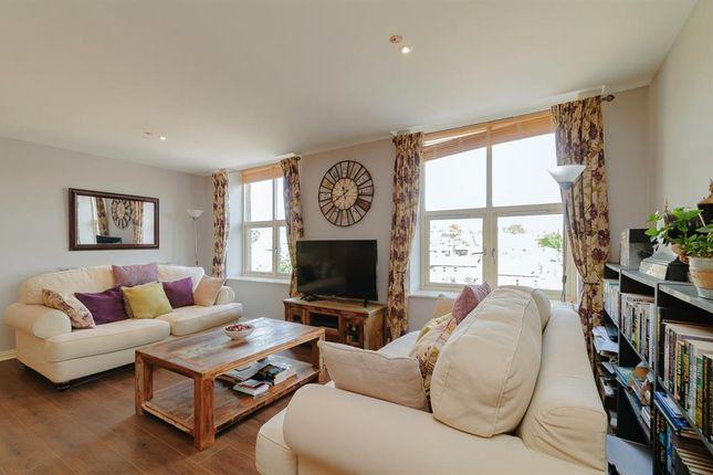 Thumbnail Flat for sale in Burnside, Addingham, Ilkley