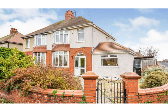 Thumbnail Semi-detached house for sale in Homfray Avenue, Morecambe